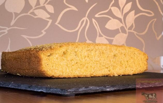 Cornbread mit Honeyspread Butter