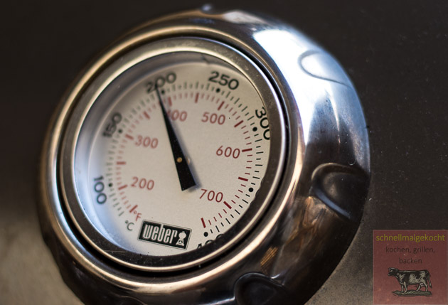Grillthermometer Genesis Weber