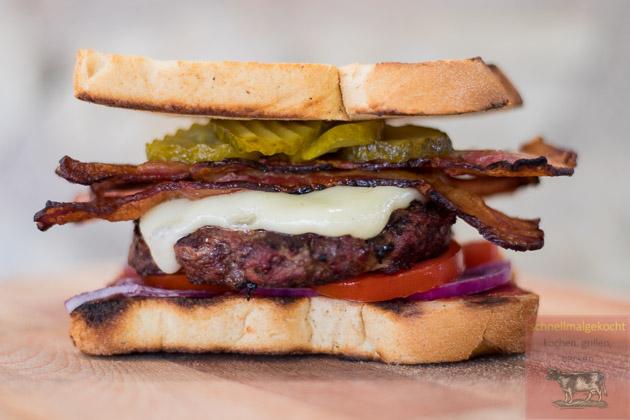 Classic Toastburger