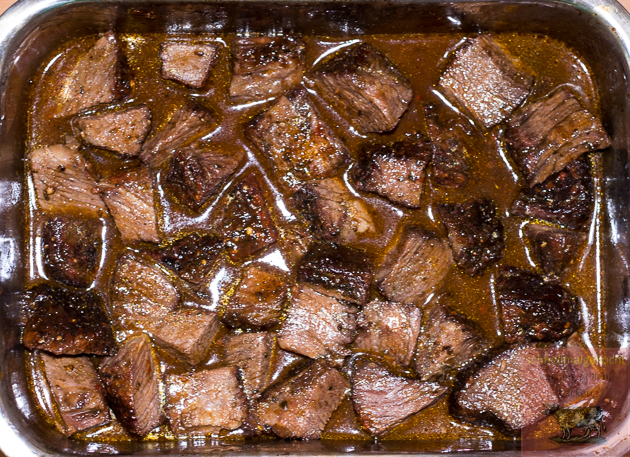 Poor Man`s Burnt Ends