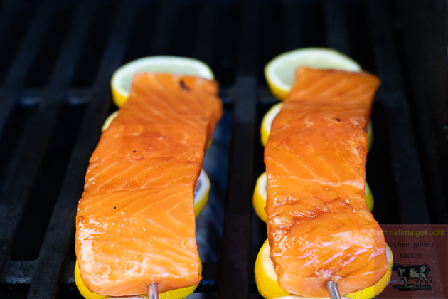 Pulled Lachs Bagel