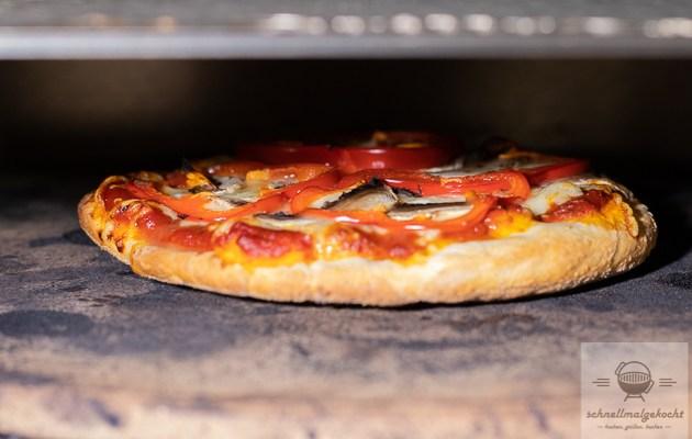 Grillrost.com Gasgrill Pizzaaufsatz