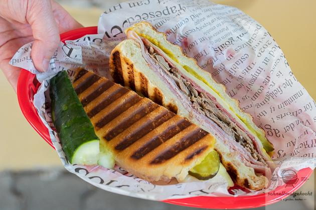 Cuban Sandwich – Tampa Style