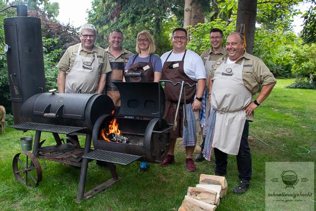Lagerfeuer-Kochkurs bei Carsten Bothe
