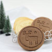Rudolph-Cookies (super Teig für Keksstempel)