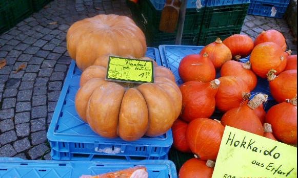 Wochenmarkt in Jena - 1.11.14   (1)