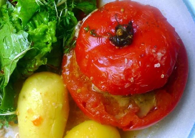 Gefüllte Tomaten - 12.8.15   (11a)