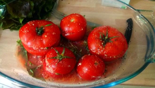 Gefüllte Tomaten - 12.8.15   (4)
