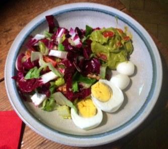 Salat,Guacamole,Wachtelei -31.12.15 (9)
