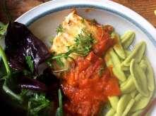 10.2.16 - Kabeljau,Tomatensoße,Salat (27)