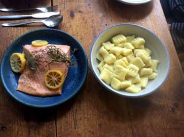 11.2.16 - Lachs,Gnocchis,Sauce,pescetarisch (16)