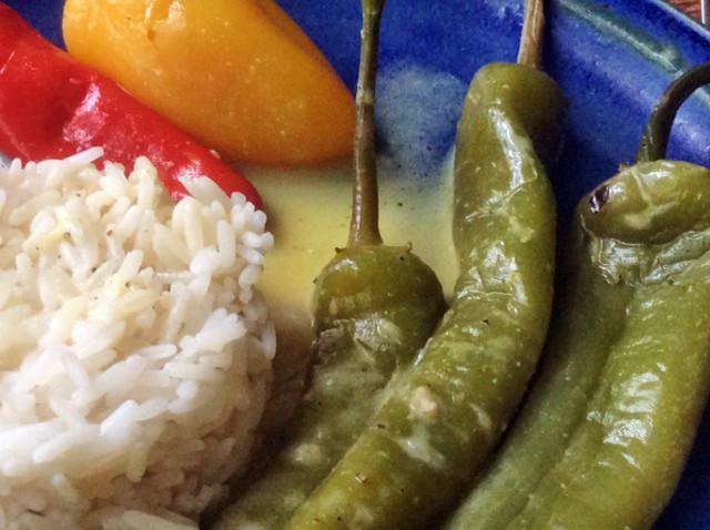 24.2.16 - Geschmorte Pepperoni,Reis,vegetarisch (10) - Kopie