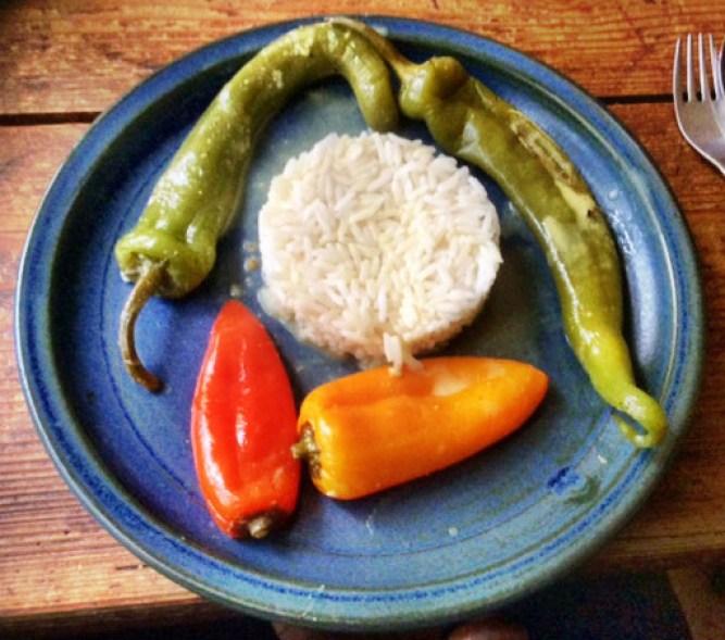 24.2.16 - Geschmorte Pepperoni,Reis,vegetarisch (8a) - Kopie