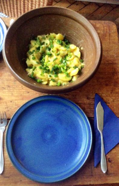 28.2.26 - Schwarzer Heilbutt,Kartoffelsalat   (11a)