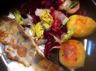 9.2.16 - Zander,Salat,Kartoffel,pescetarisch (1c) (26a)