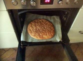 13.3.16 - Focaccia,Hummus,Salat,Obstsalat,vegan (11)
