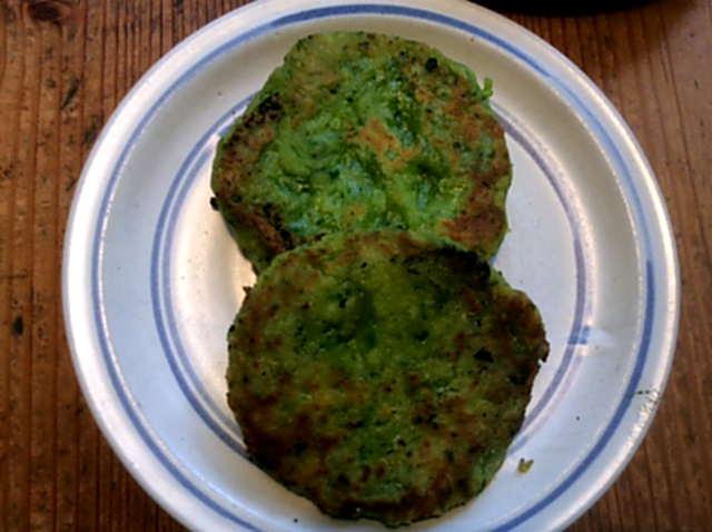 25.3.16 - Rotbarsch,Süßkartoffelpürree,Salat,Petersiliensoße (12)