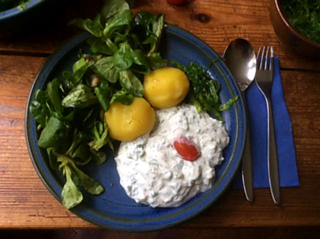 16.4.16 - Quark,Kartoffeln,Feldsalat   (6)