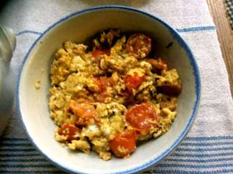 26.4.16 - Spinat,Rührei,Kartoffeln,vegetarisch (13)
