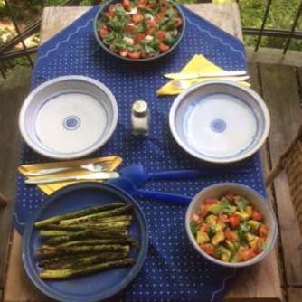 11.6.16 - Grüner Spargel,Ofenkartoffeln,Tomaten,Avocado,vegetarisch (11)