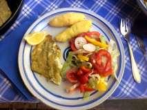 7.5.16 - Schollenfilet,Salaat,Kartoffel,pescetarisch (12)