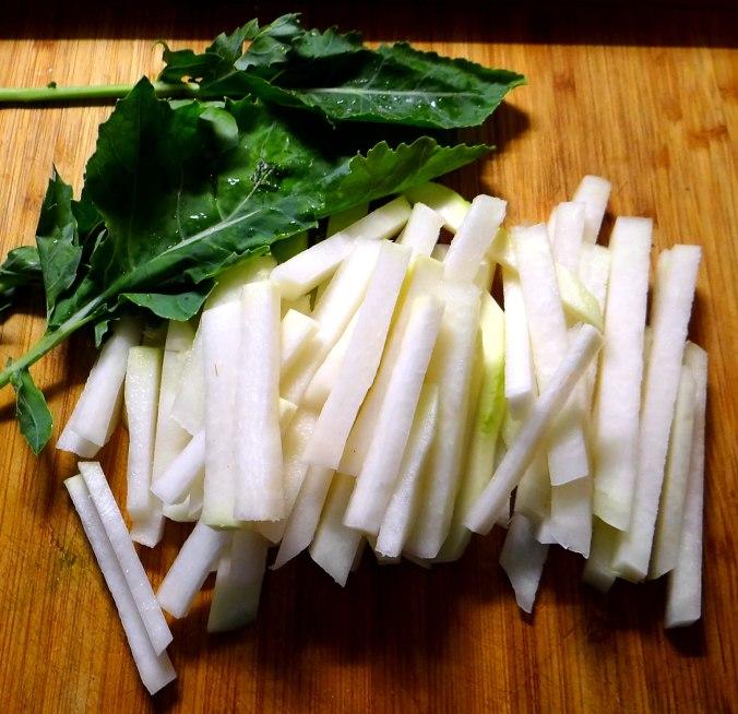 Kohlrabigemüse,Kartoffelgratin,vegetarisch (5)