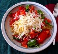 Spaghetti mit Tomatensugo (11)