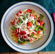 Spaghetti mit Tomatensugo (12)
