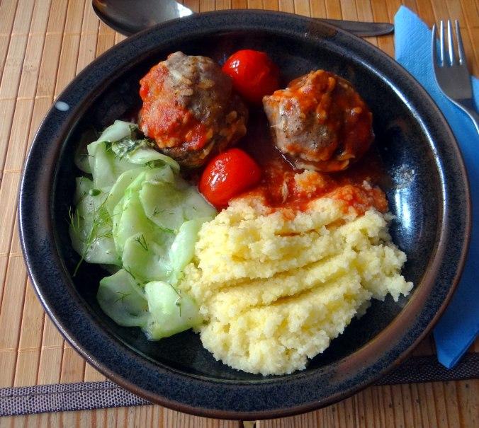 Gefüllte Portobello mit Couscous (13)
