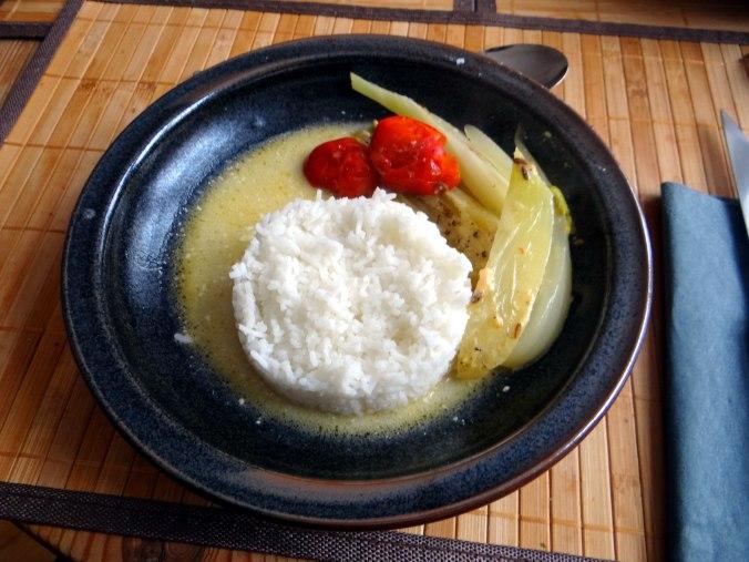 Fenchel,Tomate,Wein,RiiJii Reis,Obstsalat (1)