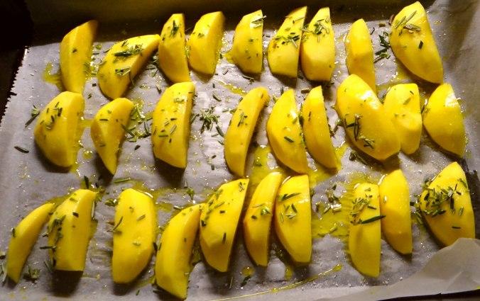 Kräuterseiling,Kartoffel Spalten,Kürbispüree (12)