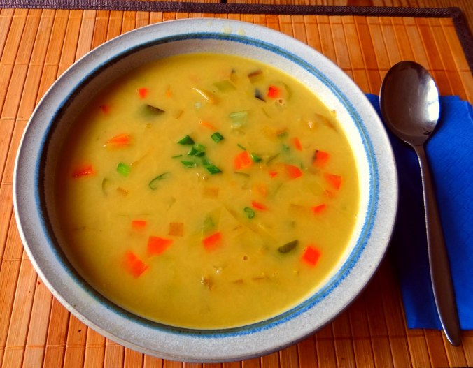 Gemüse-Linsen-Kokossuppe (10)
