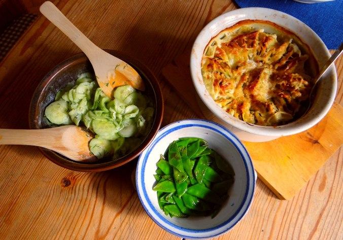 Kartoffel-Zucchini Gratin (13)