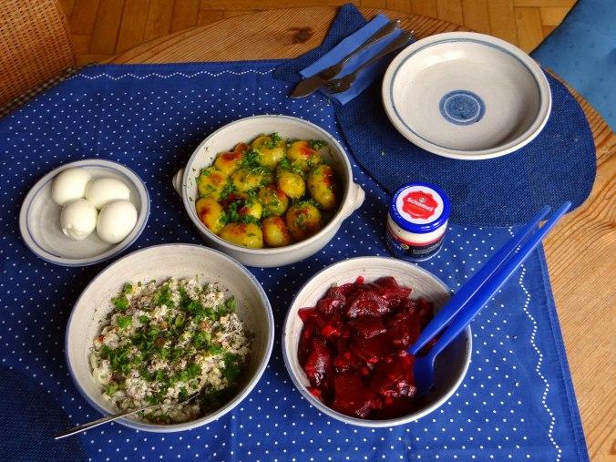 Matjes Tatar und Petersilienkartoffeln (14)