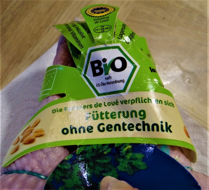 Biohähnchen mit buntem Salat (6)