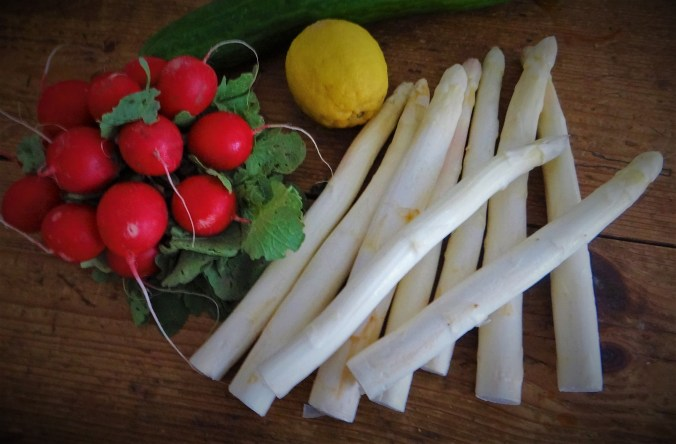 Spargel,Pesto,KartoffelnGurkensalat,Erdbeeren (5)