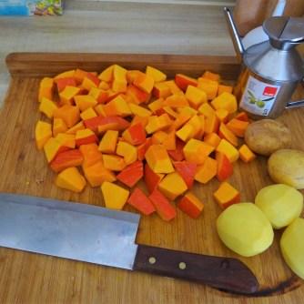 Kürbis-Gemüse Suppe (8)