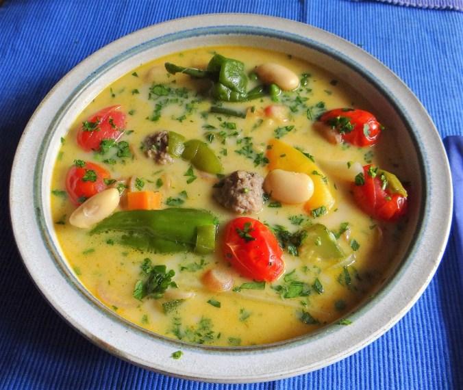 Quer durch den Gemüsegarten (1)