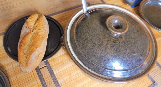 Orientalische Möhrensuppe und Quitten Dessert (3)