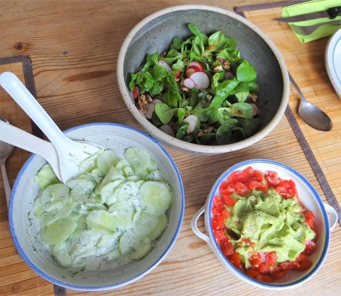 Lila Kartoffel,Guacamole,Salate (14)