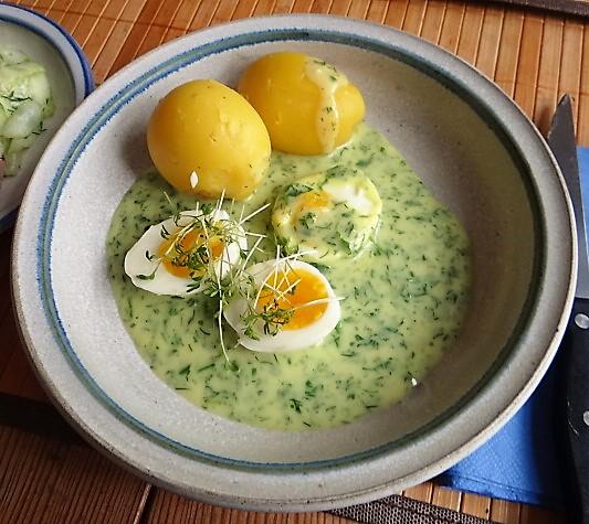 Kräutersauce,Eier,Salate,Pellkartoffeln (13)