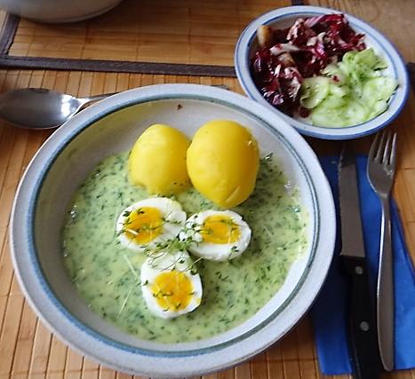 Kräutersauce,Eier,Salate,Pellkartoffeln (2)