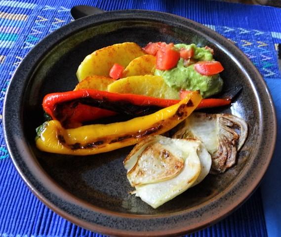 Paprika,Fenchel,Guacamole (2)