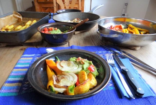 Paprika,Fenchel,Guacamole (3)