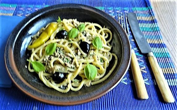 Spaghetti al tonno (1)