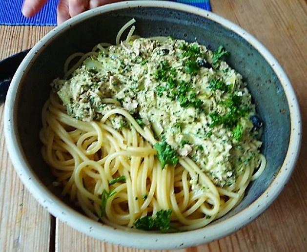 Spaghetti al tonno (7)