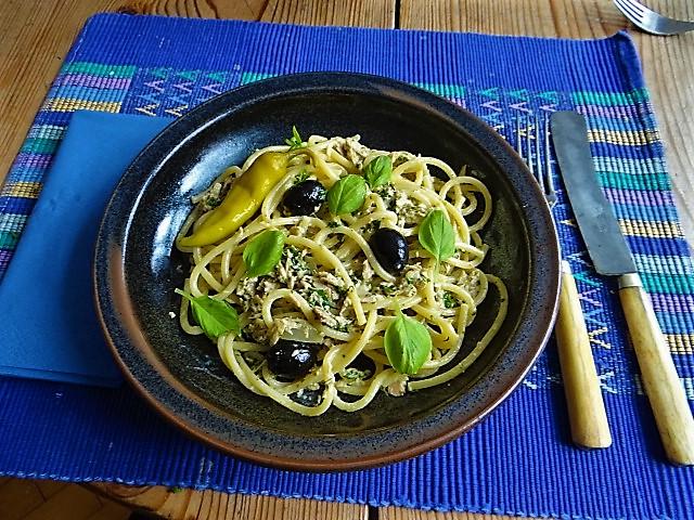 Spaghetti al tonno (8)