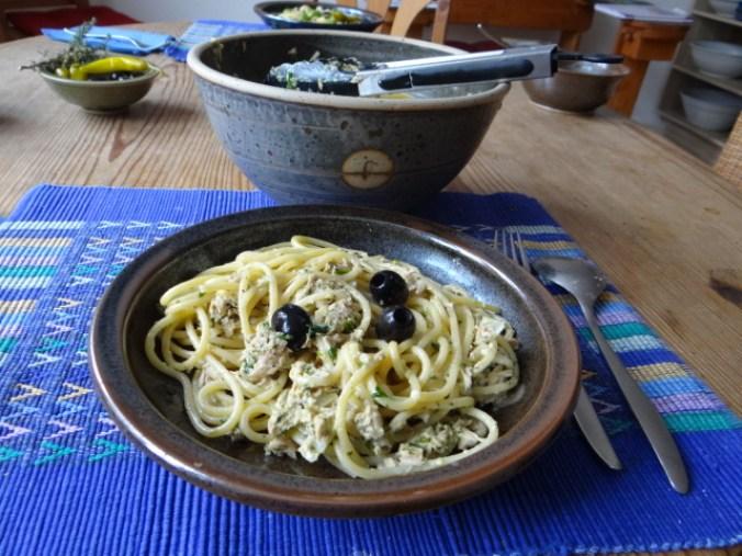 Spaghetti al tonno (9)