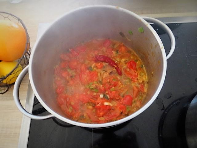 Garnelen mit Tomaten (6)