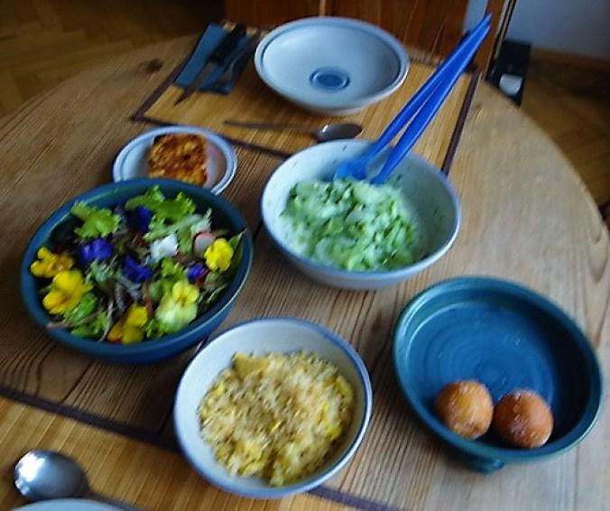 Salate und Feta (6)